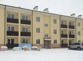 3-этажный жилой комплекс